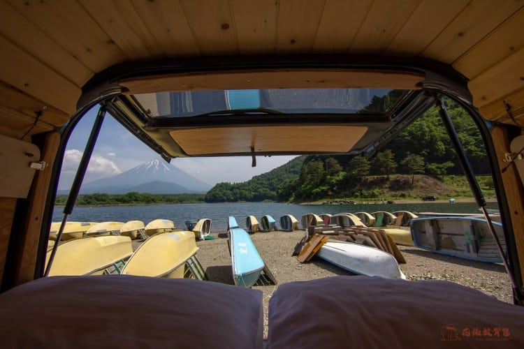 Read more about the article A 3 day itinerary in Yamanashi and Fuji lakes