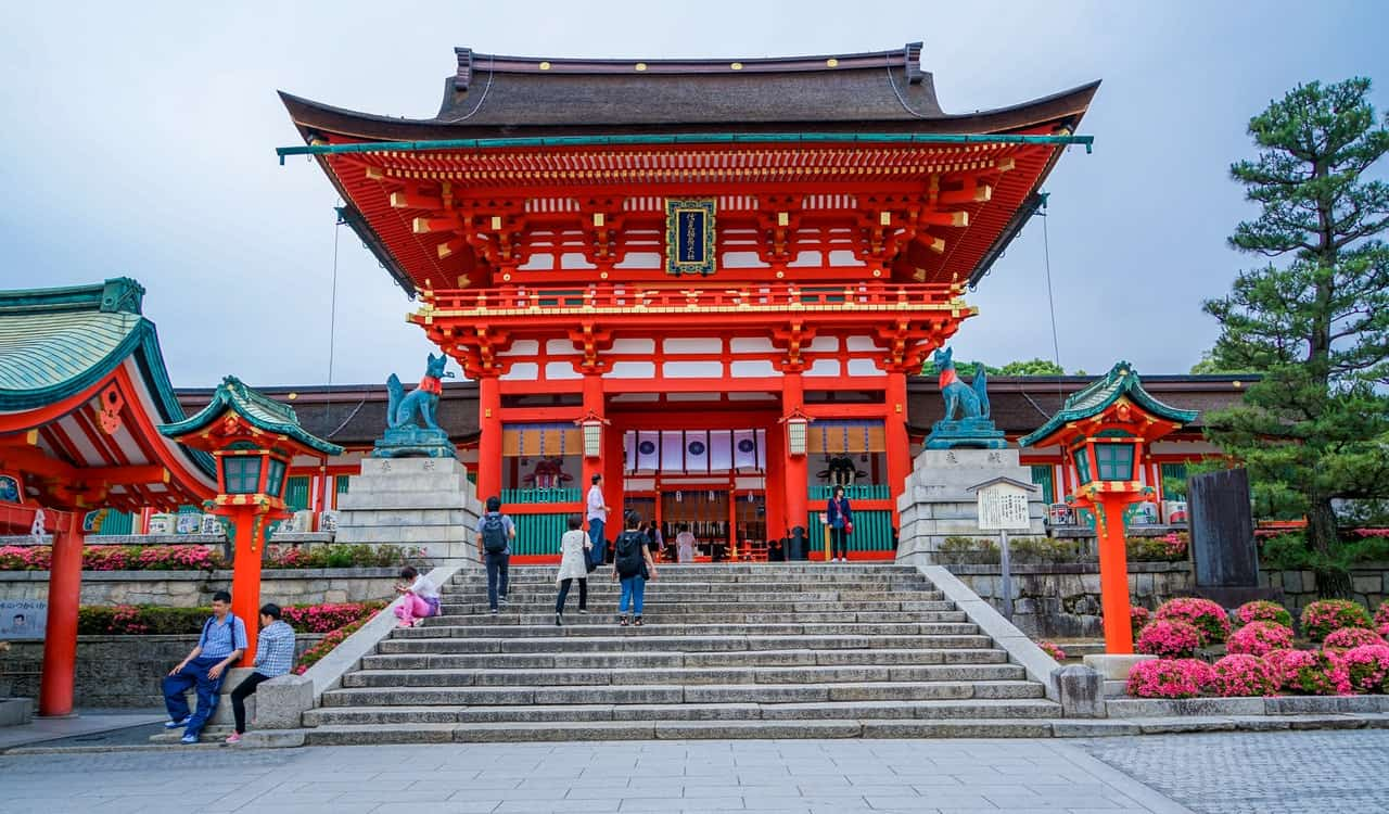 You are currently viewing 5 great Japan destinations reached by car