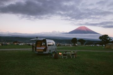 Read more about the article 東京から2時間以内。インスタ映え富士山スポット