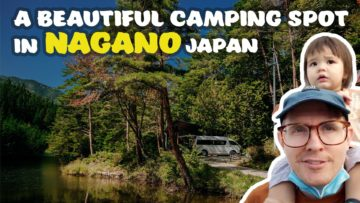 Read more about the article A beautiful lake campsite in Nagano