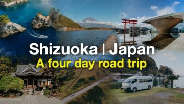 Read more about the article A scenic and fun Shizuoka 4 Day Road trip